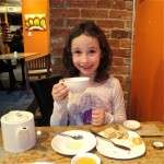 Cream Tea with Meeka