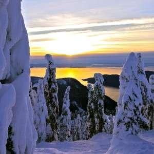 Snowy Mtn